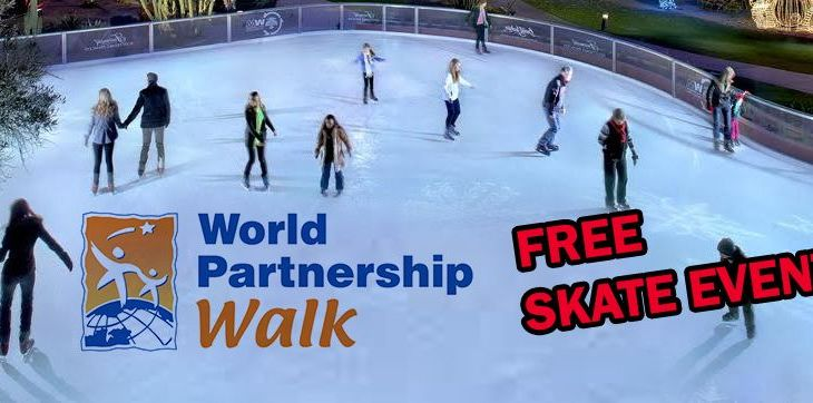 Andrea's Five Fun Things To Do This Weekend: FREE Ice Skating - World Partnership Walk   CBC