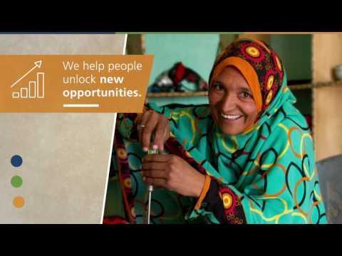 Aga Khan Foundation Canada - How to break barriers