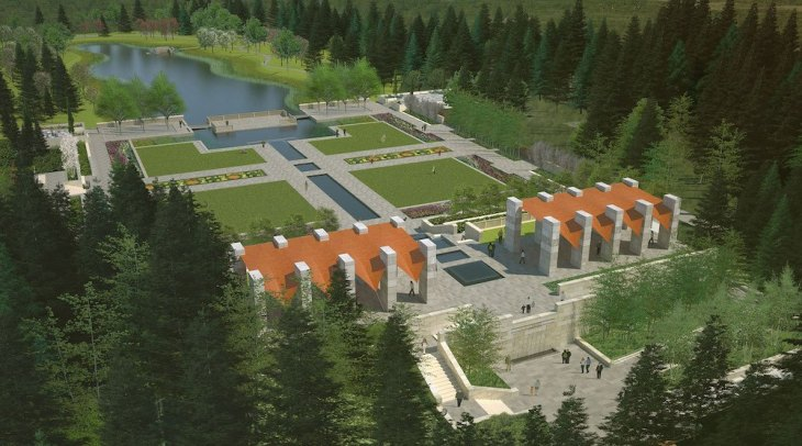 Aga Khan's second garden in Canada gifted to Alberta (PHOTOS)