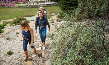 Devonian Botanic Garden officially becomes the University of Alberta Botanic Garden