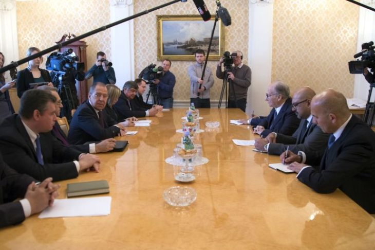 Foreign Minister Sergey Lavrov's opening remarks at talks with Prince Karim Aga Khan IV, Spiritual Leader of the Shia Imami Ismaili Muslim Community, Moscow, April 20, 2017