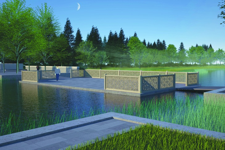 Gifted by Mawlana Hazar Imam, plans unveiled for Islamic garden in Edmonton