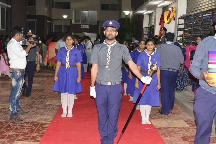 Salgirah Khushiali celebrations at Garden Housing Society, Hyderabad, India