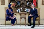 Princess Zahra Aga Khan & AKDN Delegation Meets Chief Executive of Afghanistan, Dr. Abdullah Abdullah