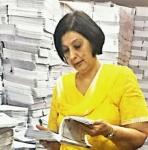 The story of Sabiha R. Hirani and her printing house