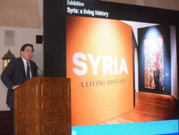 Artworks on Syria's history and diversity on show