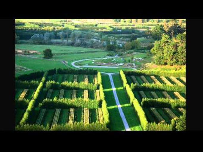TEDx Talk by Thomas Woltz, landscape architect who designed the Aga Khan Islamic Garden Alberta