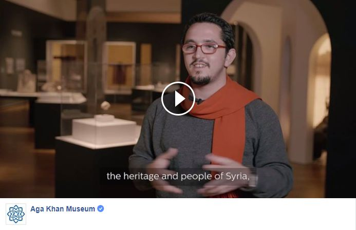 Syrian newcomers comment on Syria exhibit at Aga Khan Museum