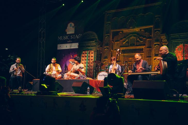 Aga Khan Ensemble: Silk Route encounters in Jaipur
