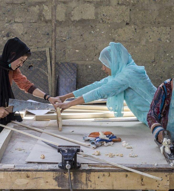 Women Empowerment: Gilgit-Baltistan government, Aga Khan Rural Support Programme sign agreement