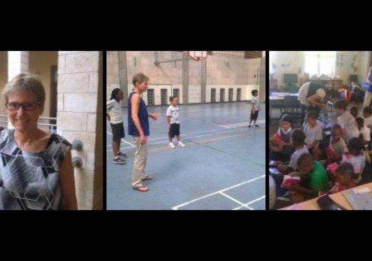 Christine Robertson: From Canada to Aga Khan Academy Mombasa