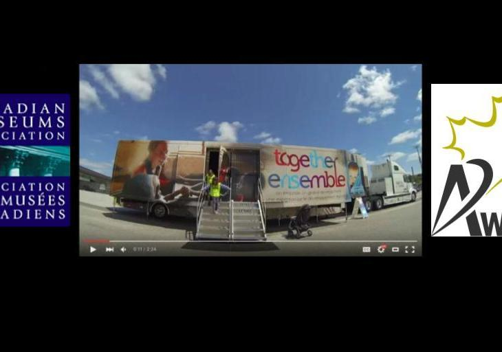 Aga Khan Foundation Canada's TOGETHER Exhibition wins CMA Award