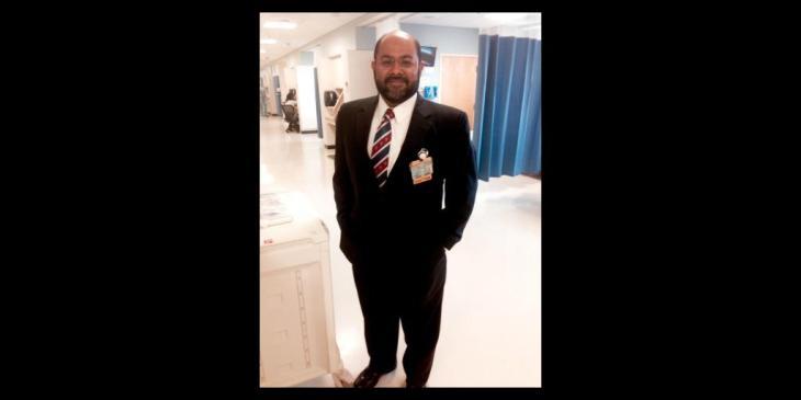 Dr. Rizwan Alimohammad: Volunteer commits to community