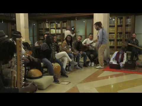 Workshop by the Aga Khan Ensemble with Lisbon musicians