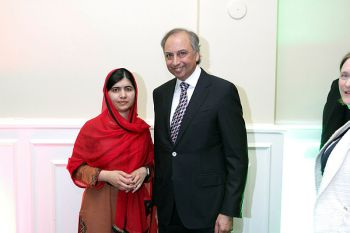 MPs, diplomats flock to hear from Nobel Peace Prize winner Malala Yousafzai
