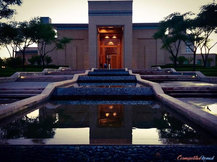 Ismaili Centre Dushanbe, by Cosmopolitan Nomad Karim Ladak