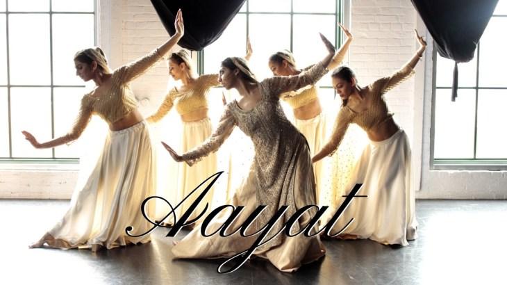 Aayat   Indian Classical (Kathak) Contemporary Choreography by Shereen Ladha