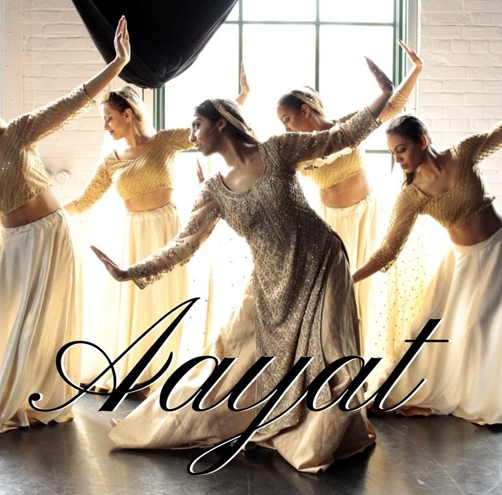 Aayat | Indian Classical (Kathak) Contemporary Choreography by Shereen Ladha