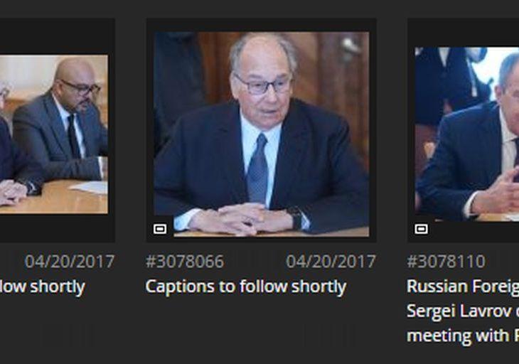 Moscow values its dialogue with Prince Karim Aga Khan IV