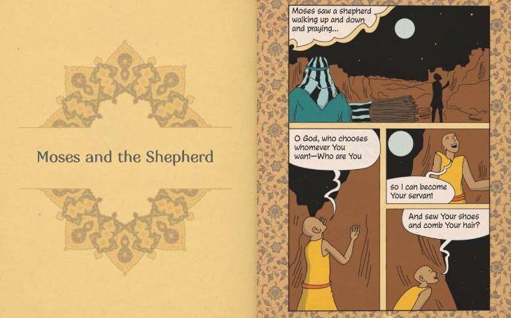 Pearls of Wisdom: SufiComics-Rumi Volume Two