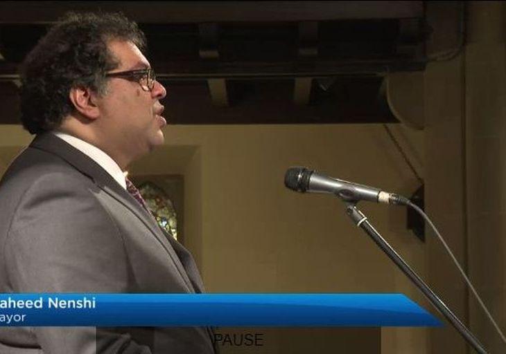 Calgary Mayor Naheed Nenshi's Easter Sunday Sermon (Audio)