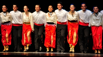 An evening of Turkish music and dance at the Aga Khan Museum