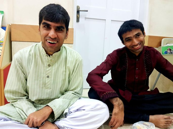 "Meet Hussain's World: ""I Am Not Disable.. I Am Differently Able"""