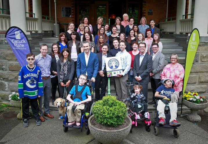 Fayaz Manji, Anar Popatia, appointed to the Board of Canuck Place Children's Hospice, Vancouver