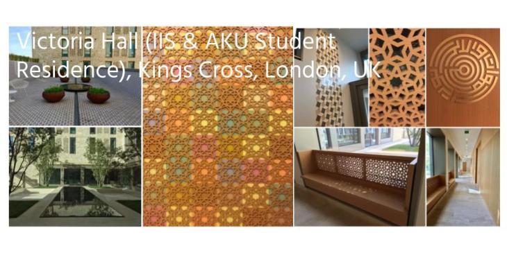 Victoria Hall (IIS & AKU Student Residence), Kings Cross, London, UK