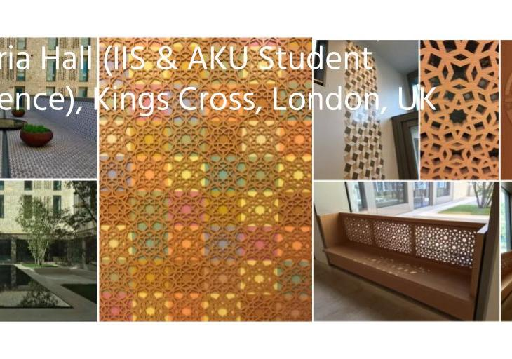 Victoria Hall (IIS & AKU Student Residence), Kings Cross, London, UK