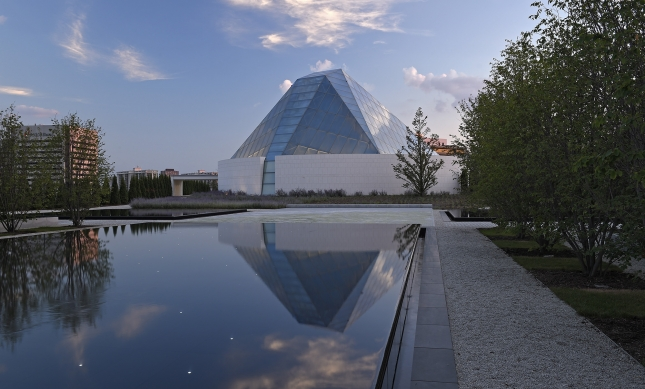 """Doors Open"" to Ismaili Faith & Worship Centre Toronto"