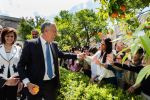 President of the Portuguese Republic, Marcelo Rebelo de Sousa visits the Ismaili Centre Lisbon