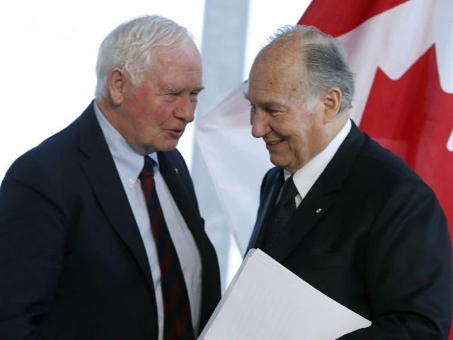 Former Mayor and Premier of Vancouver, Canada: World Partnership Walk benefits work of Aga Khan Foundation