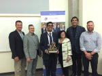 Armaan Somani wins Dragons' Nest Business Pitch Competition