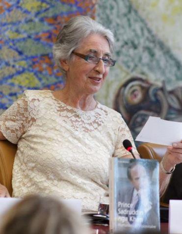 Diana Miserez (image credit: UN Library, Geneva)