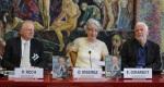 (L-R) Dr. Philippe Roch, Diana Miserez, Edward Girardet (image credit: Anvar Nanji)