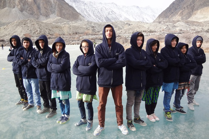 Pakistan boosts golf, ice skating and ice hockey with sport fellowships