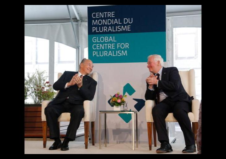 Photographs: Official Opening Ceremony - Global Centre for Pluralism