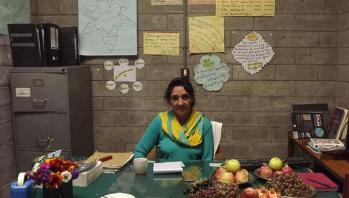 Gulnara Kamal: An empowered woman's journey in education