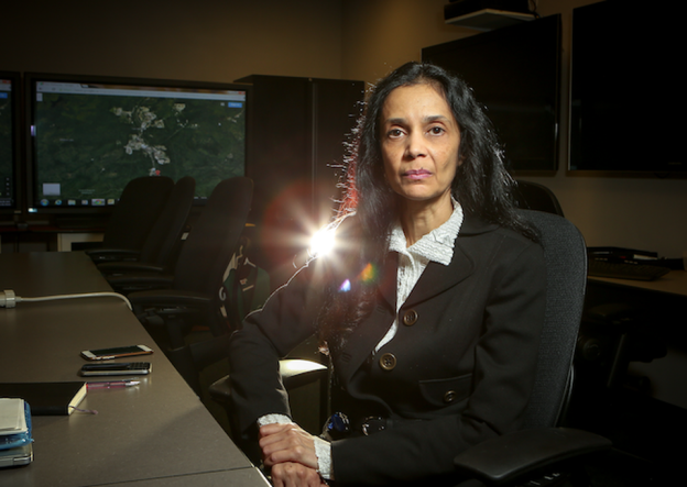 Fauzia Lalani, Commander Suncor Response Management Team