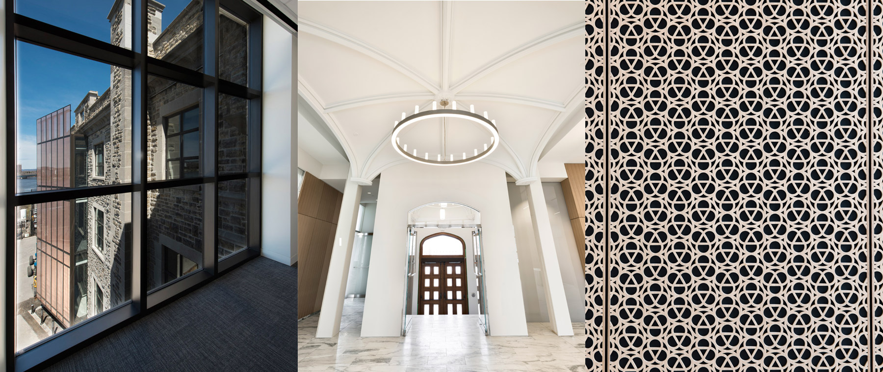 New Global Centre for Pluralism combines timeless design and heritage details