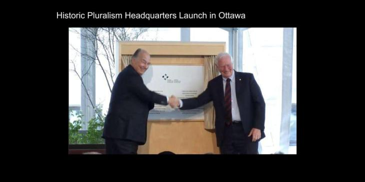 Historic Pluralism Headquarters Launch in Ottawa Anchoring Canada as Global Hub for Dialogue