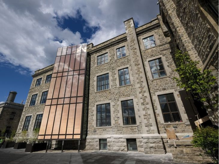 Former Sussex Drive war museum reopens as Global Centre for Pluralism in Canada