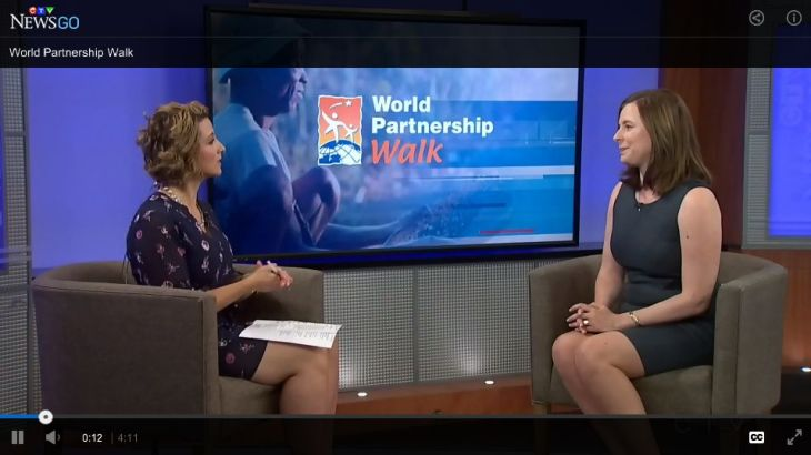 Largest Global Poverty Initiative in Canada: World Partnership Walk
