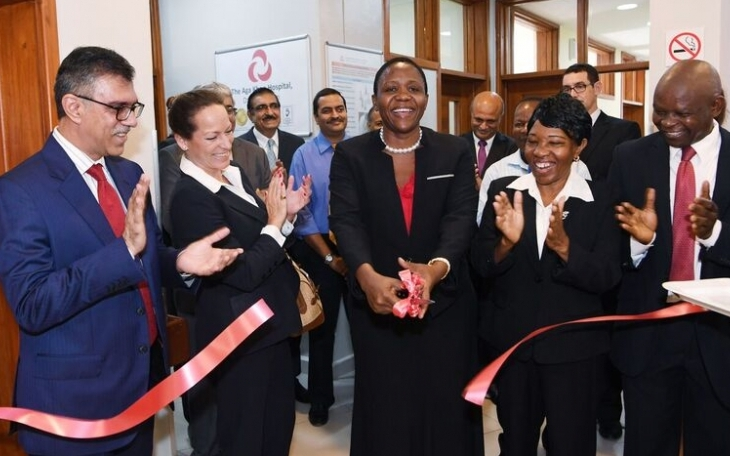 Princess Zahra Aga Khan & the government of Tanzania inaugurate new State-of-the-Art Laboratory and Low Cost Inpatient Unit at the Aga Khan Hospital