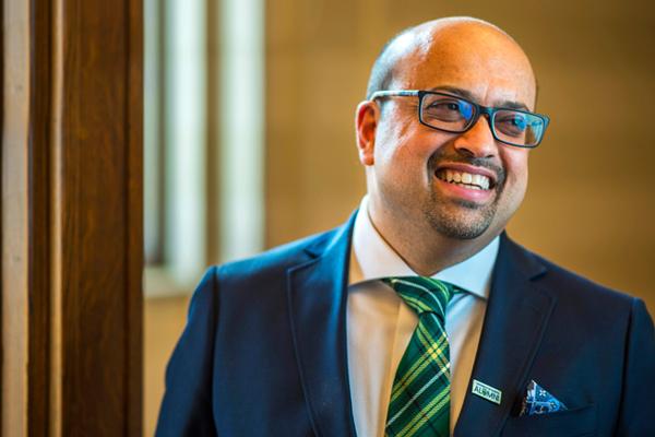 Ayaz Bhanji: University of Alberta's Alumni President