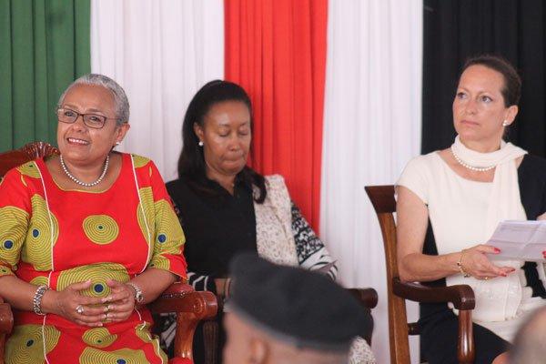 In Pictures: First Lady, Princess Zahra Aga Khan Launch Cardiac Lab, Mombasa, Kenya