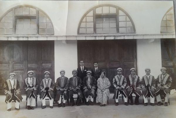 Vazir Ibrahim Ladha - from Kutch to Zanzibar