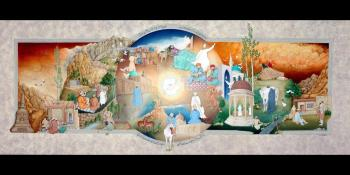 The Art of Abdul Rahim from Hunza: Journey to the Light