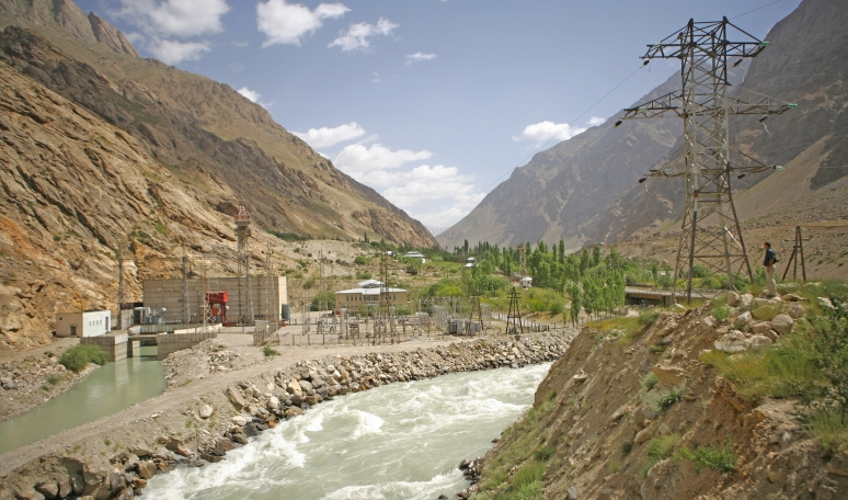 Pamir Energy wins prestigious Ashden Award for bringing clean energy to East Tajikistan and North Afghanistan